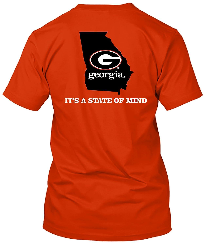 【新品】 Georgia Bulldogs Large State Bulldogs State of MindホームTシャツ Large B0117VCZT4, 華道具専門店はなかざり:58f3ae61 --- a0267596.xsph.ru