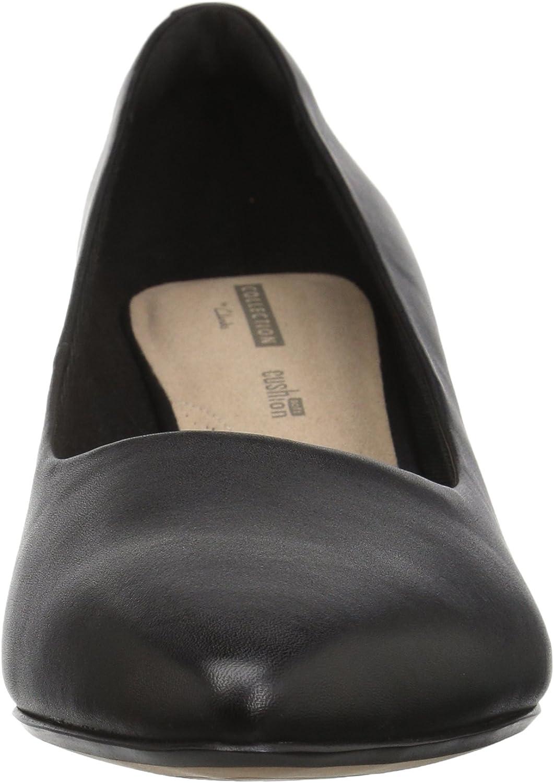 CLARKS Womens Linvale Jerica Dress Heel