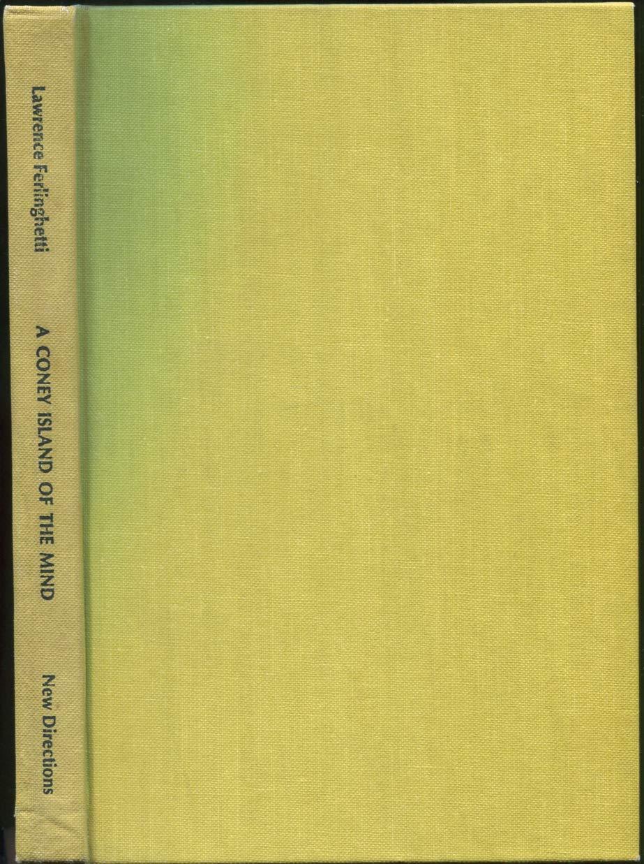 Amazon.it: Ferlinghetti Coney Island of the Mind - Ferlinghetti, Lawrence -  Libri in altre lingue