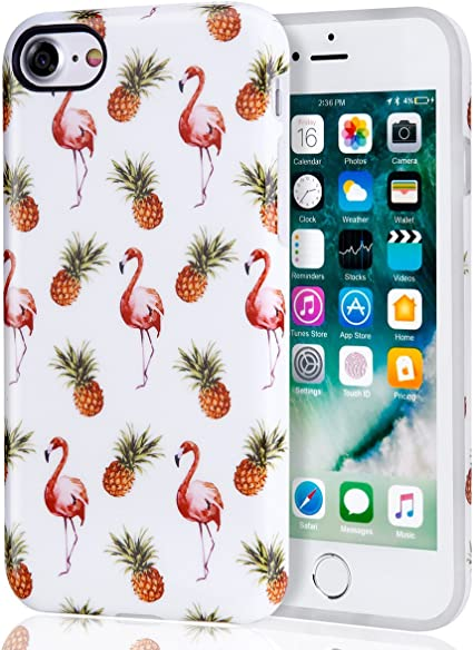 Amazon Com Pineapple Iphone 7 Case For Girls Iphone 8 Case Best