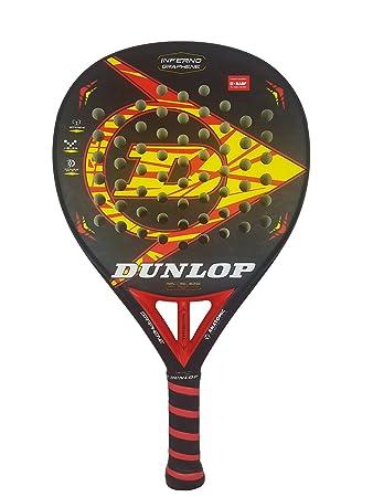 Dunlop Pala de Pádel Inferno Graphene: Amazon.es: Deportes y ...