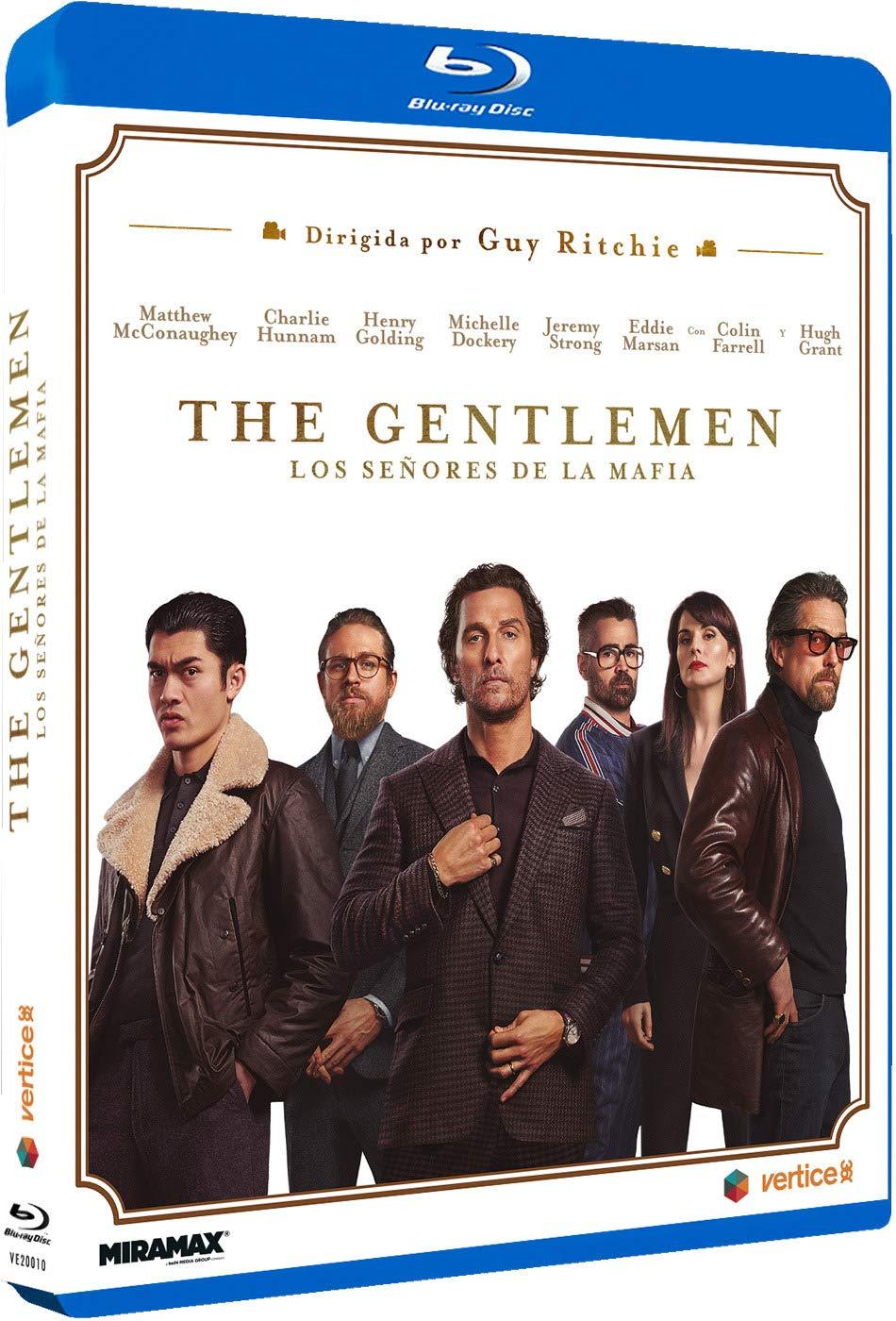 The Gentlemen. Los señores de la mafia [Blu-ray]