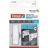 tesa UK 4042448353825, wit, 1 kg per strip