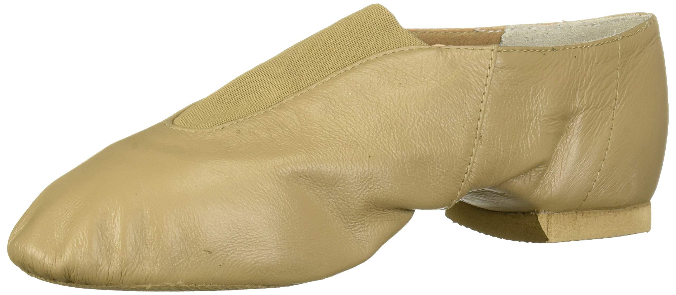 Bloch Women's Super Jazz Shoe,Taupe,5.5 M US by Bloch