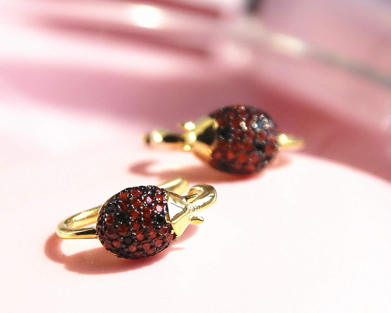 Lex /& Lu Sterling Silver CZ Dragonfly Post Earrings