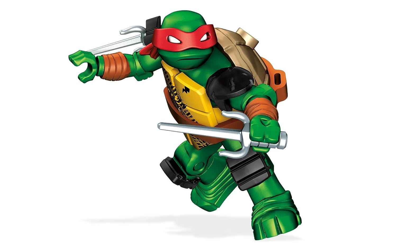 Mega Construx Teenage Mutant Ninja Turtles Raph Stealth Building Kit
