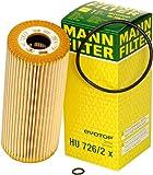 Mann+Hummel HU7262X Filtre à huile
