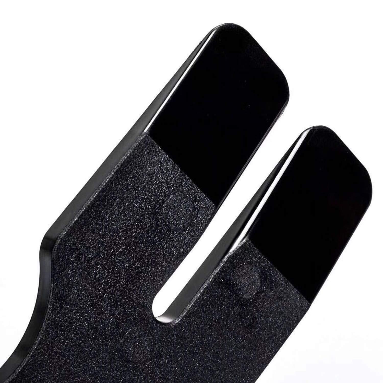 TOOGOO Door Trim Car Trim Wedge Panel Clip Tools For VW Equiv T10383 T10383//1 T10383//2