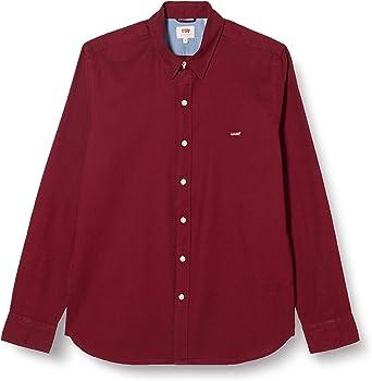 Levis LS Battery Hm Shirt Camisa para Hombre: Amazon.es: Ropa y accesorios
