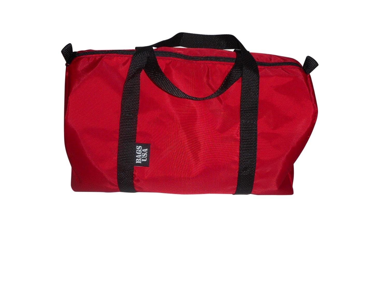 First AID KIT Emergency Response Trauma Bag Red by BAGS USA
