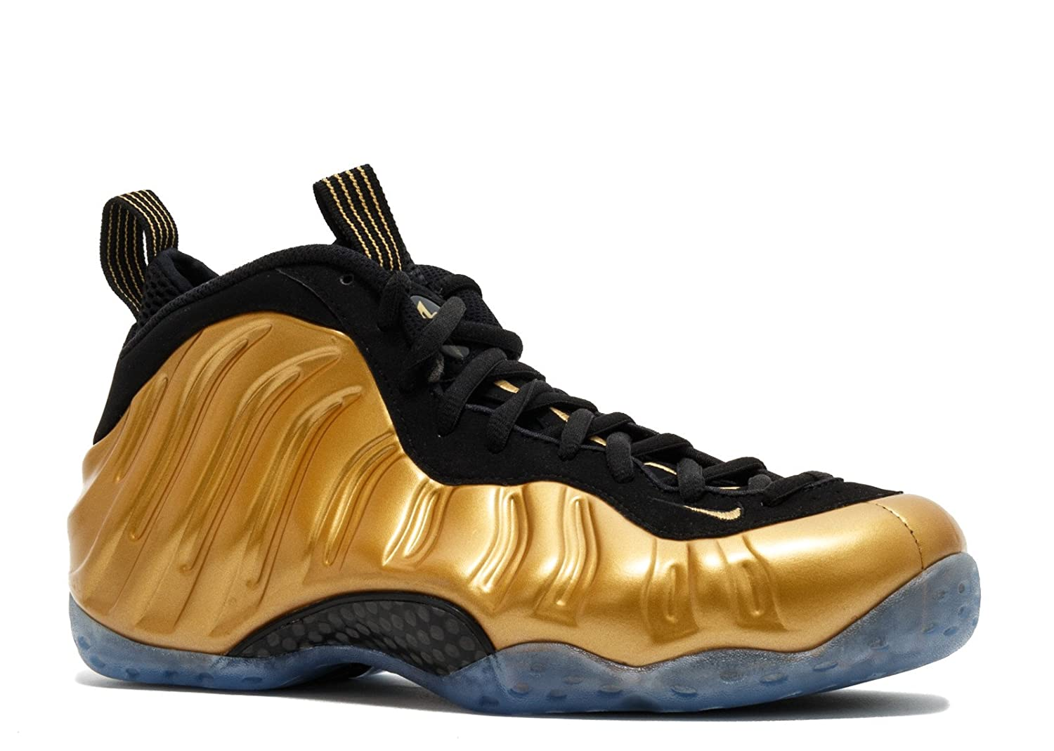 105a2820c29 NIKE AIR Foamposite ONE Metallic Gold Men s Trainer  Amazon.co.uk  Shoes    Bags