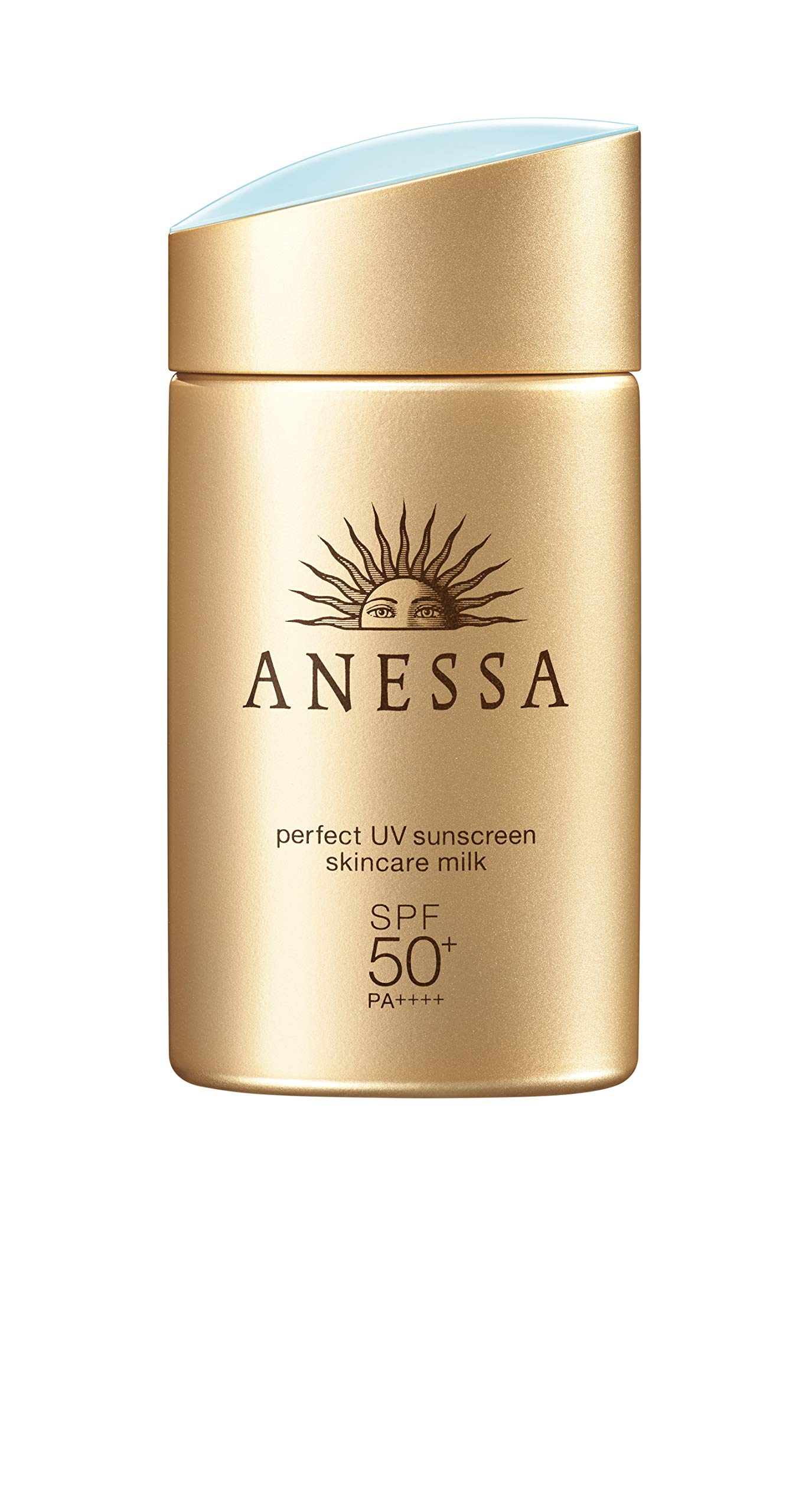 shiseido anessa perfect uv sunscreen skincare milk SPF50+/PA++++ 60mL/2oz by Anessa