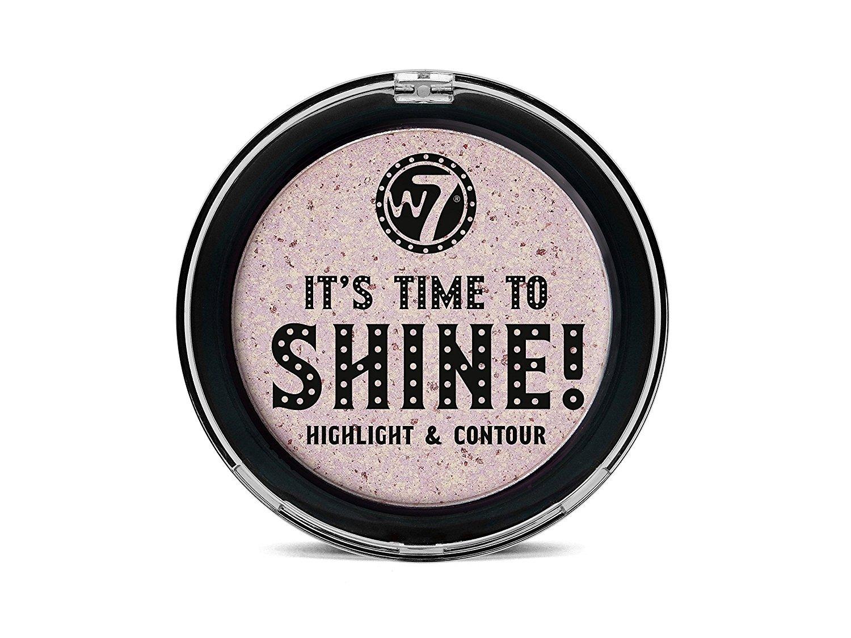 W7es tiempo a Shine de relieve y contorno 5060503755215