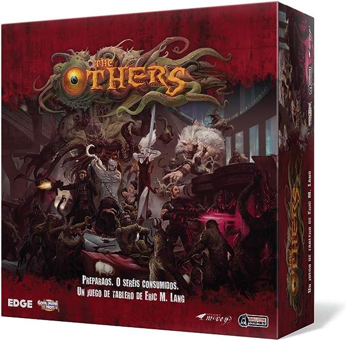 Edge Entertainment The Others - Juego de Tablero EDGSSN01: Amazon.es: Juguetes y juegos