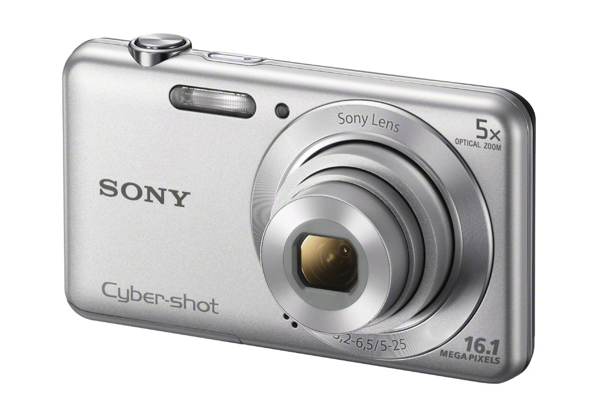 Amazon Sony DSC W710 16 MP Digital Camera With 27 Inch LCD Silver OLD MODEL Point And Shoot Cameras Photo
