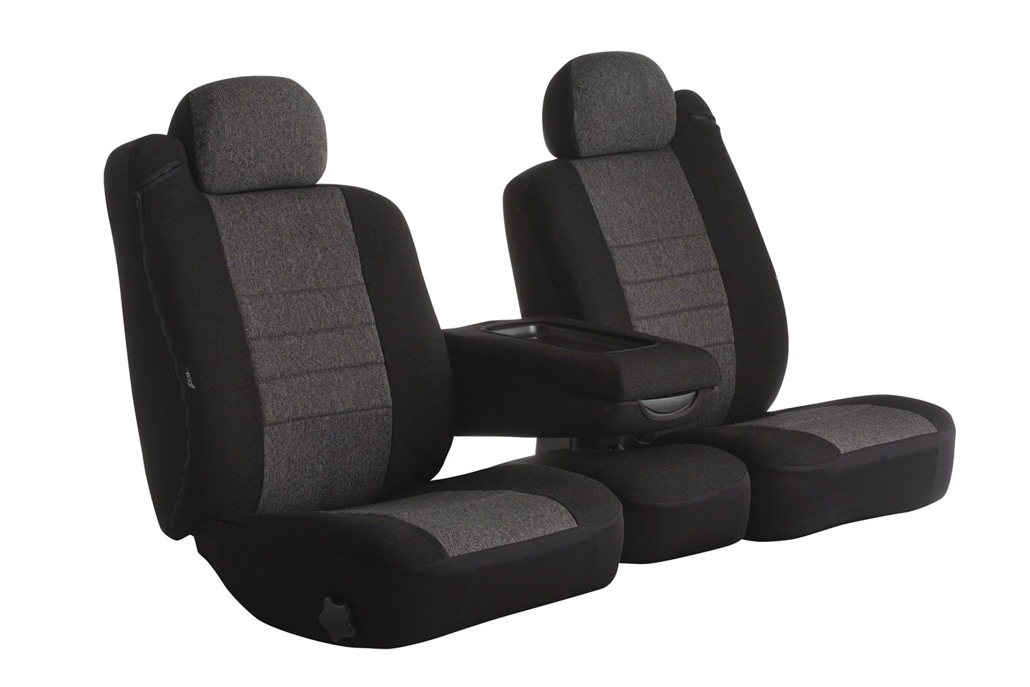 Front Split Seat 40//20//40//Saddle Blanket Fia TRS49-24 GRAY TRS40 Solid Wrangler Solid Gray Seat Cover