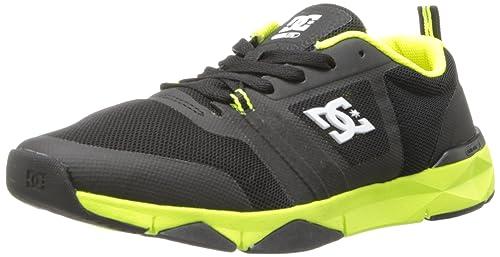 0fd193445c642 DC Shoes Men's UNILITE FLEX TRAINER Multisport Outdoor Shoes, BLACK ...