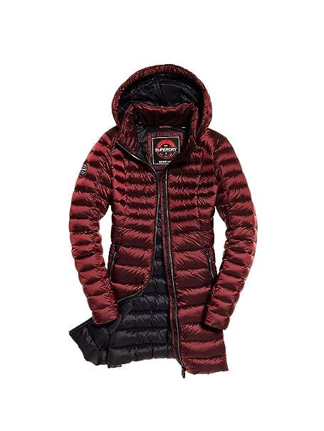 93a03f9a04d244 Superdry G50001SR Down Jacket Women: Amazon.co.uk: Clothing