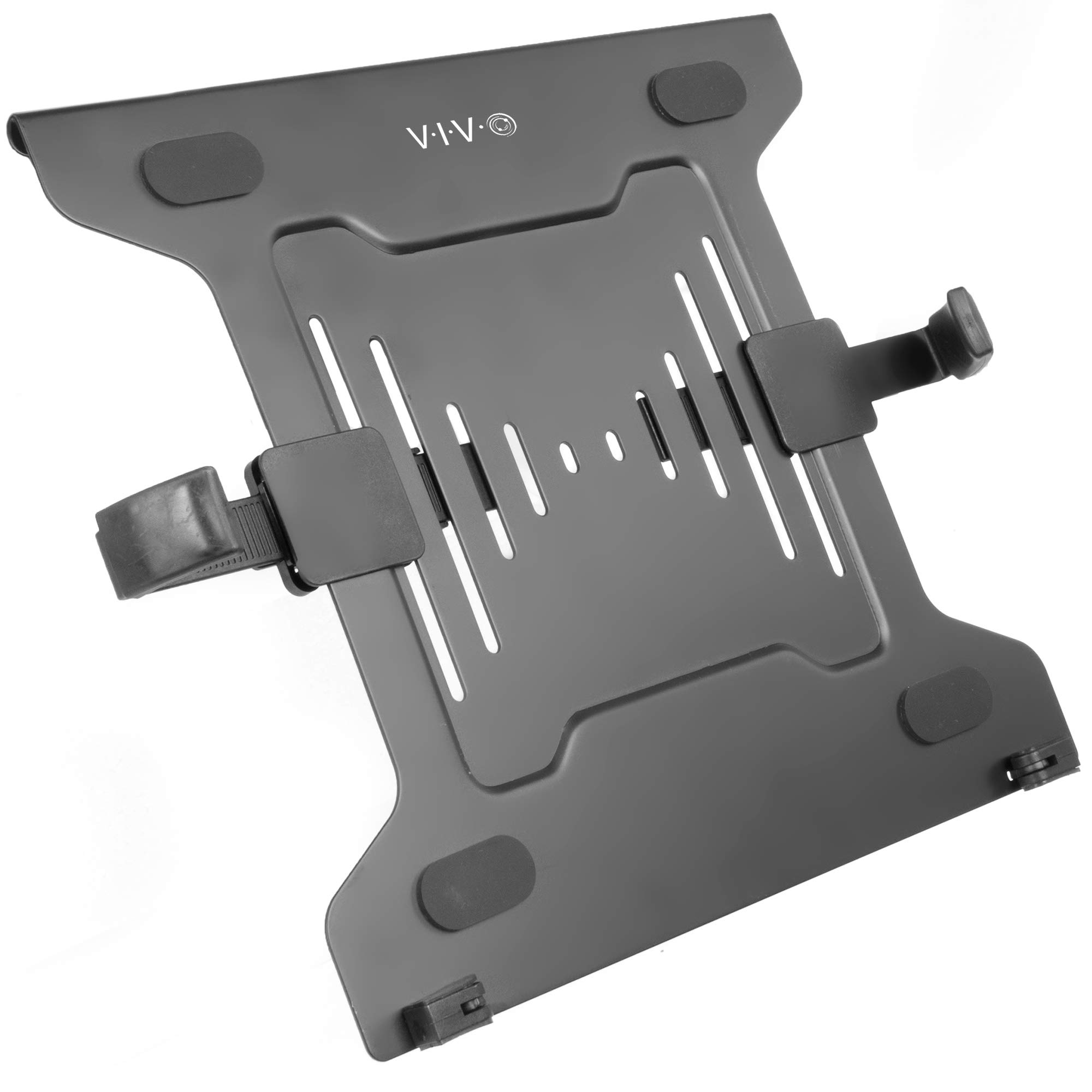 VIVO Universal Adjustable 10 to 15.6 inch Laptop Mount Holder for VESA Compatible Monitor Arms | Notebook Tray (Stand-LAP3) by VIVO