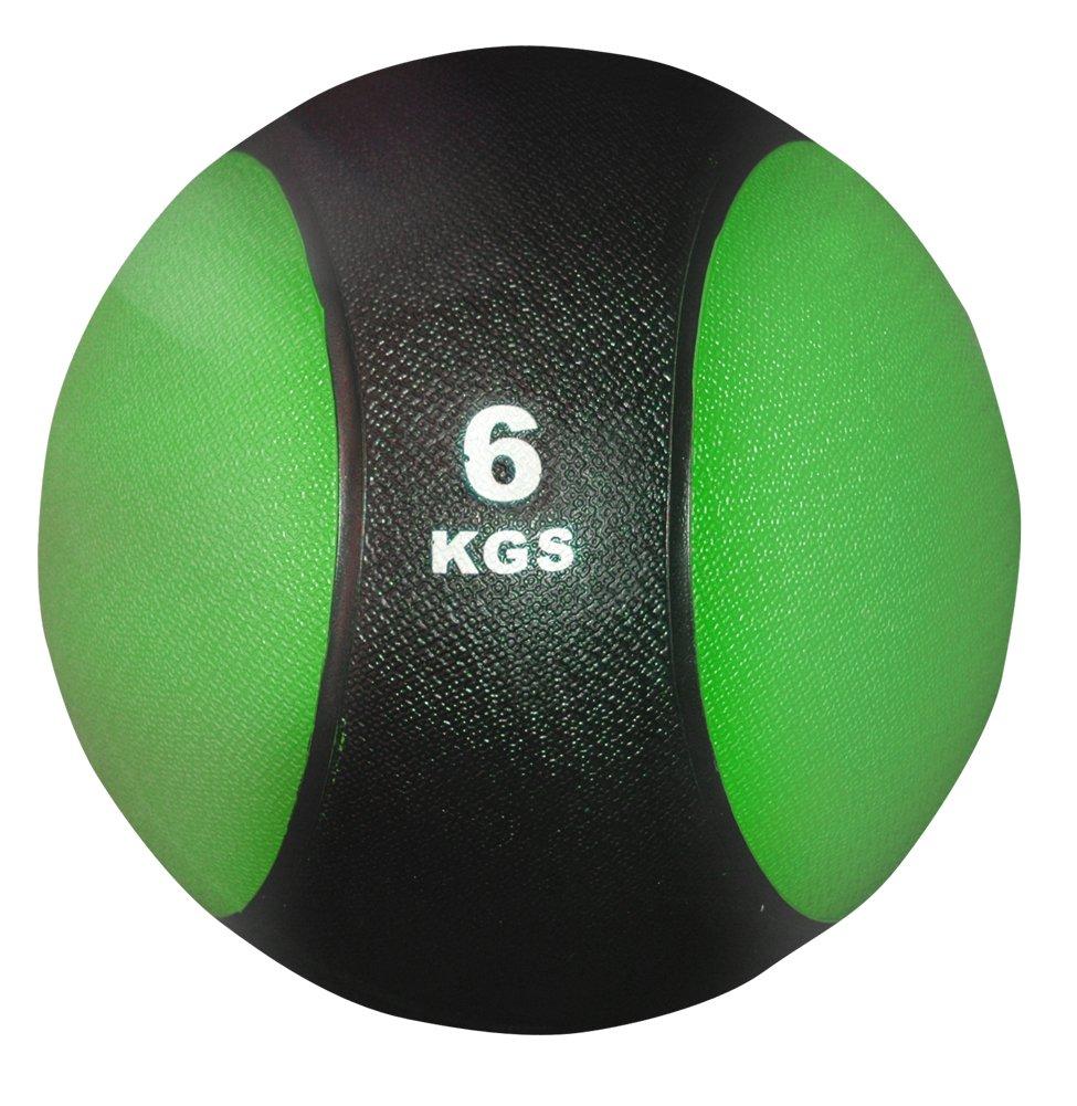 Balón medicinal CoreX - 6 kg (color verde): Amazon.es: Deportes y ...