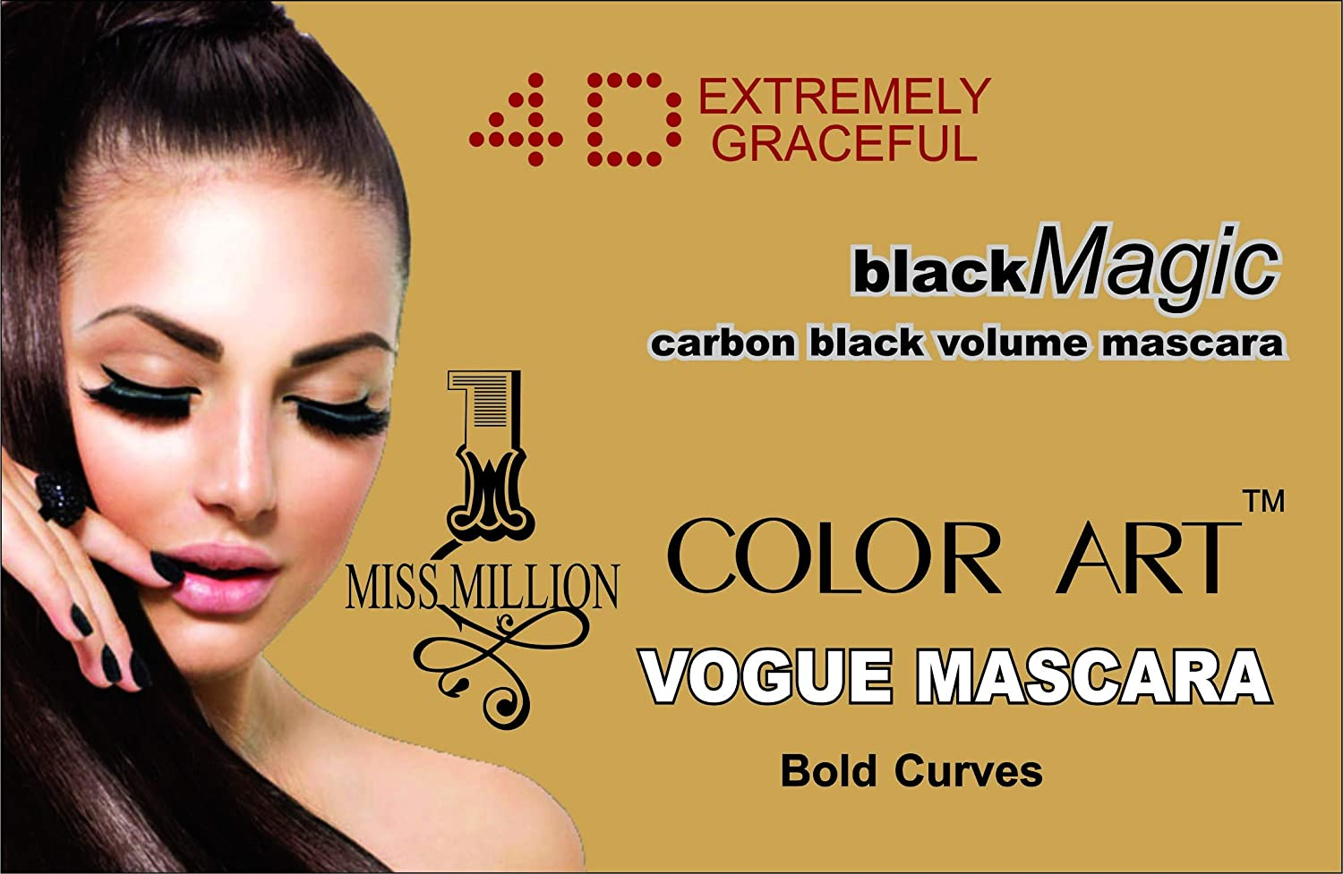 Mascara Low Prices In Online Miss India Buy At Color Art Million L5j4AR