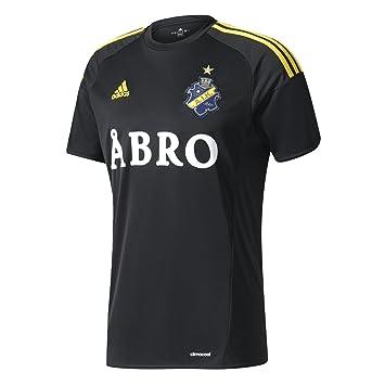 adidas H JSY Camiseta 1ª Equipación-Línea AIK Estocolmo, Hombre: Amazon.es: Deportes y aire libre