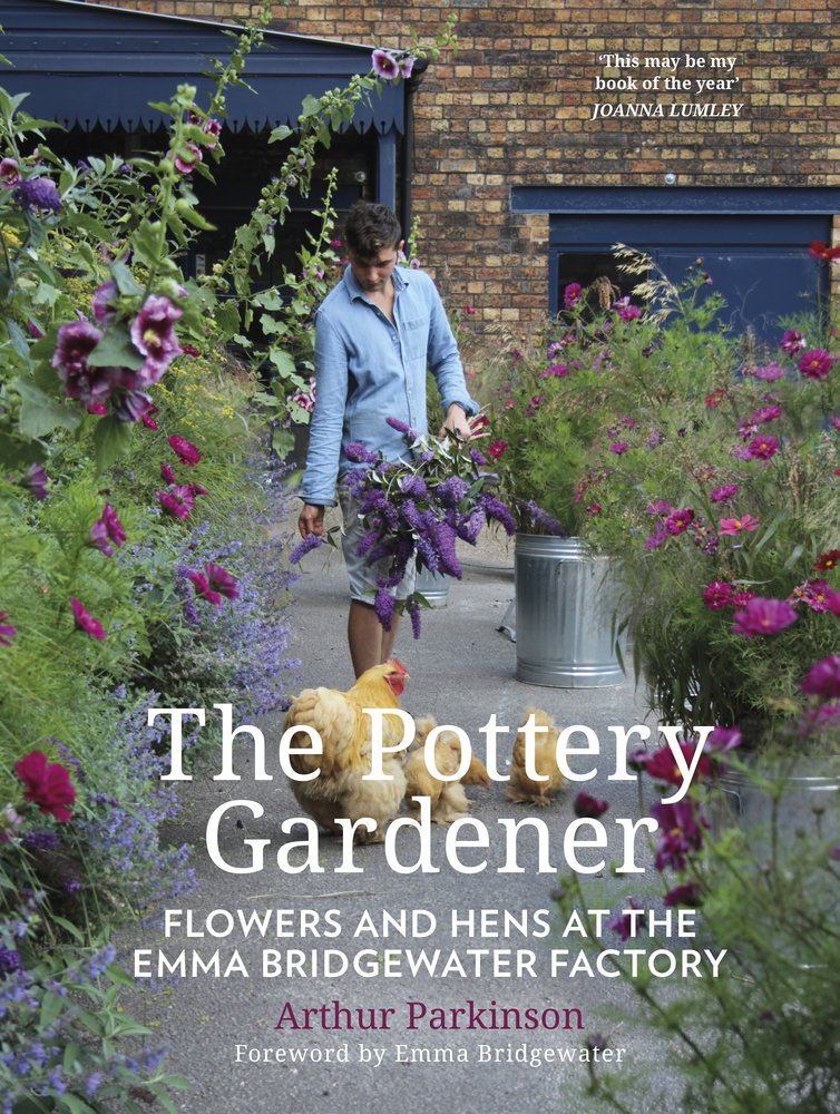 Famous The Pottery Gardener: Flowers and Hens at the Emma Bridgewater  KA32
