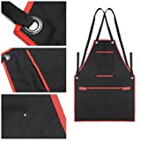 Fuloon Waterproof Canvas Tool Apron Universal Fit