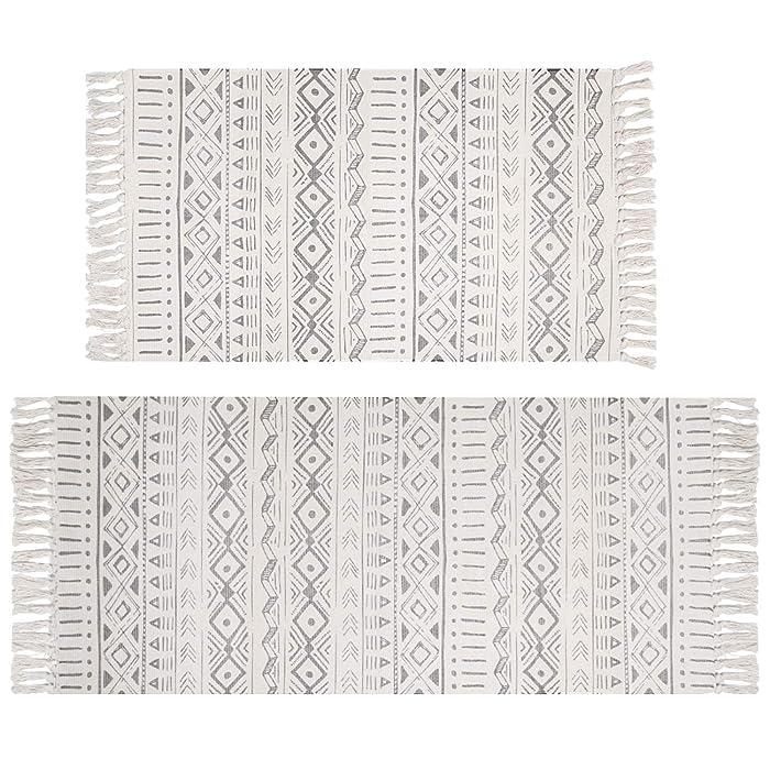 Top 10 Dash And Albert Woven Cotton Rug