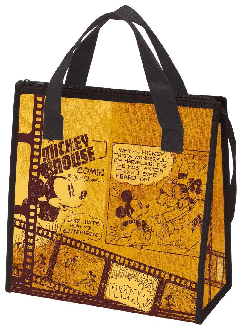Mickey Mouse Design Reusable Bento Box Lunch Bag by Skater