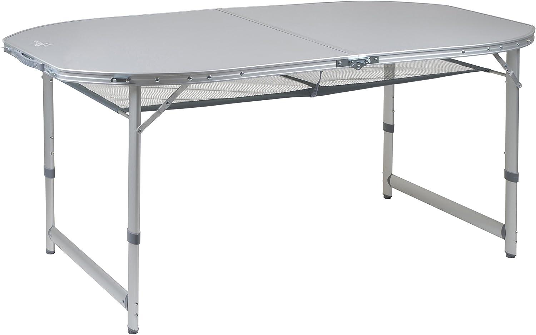 Bo-Camp Mesa Plegable de Aluminio (Resistente al Calor y ...