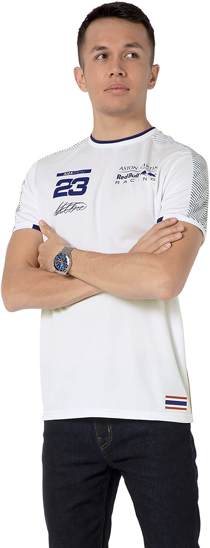Red Bull Racing 2nd Driver Camiseta, Hombres - Official Merchandise