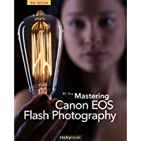 Mastering Canon EOS Flash Photography, 2nd Edition book cover