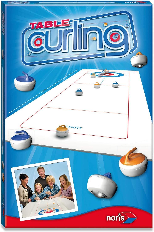 Tisch - Curling: 2 Spieler