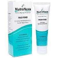 NutraNuva Anti Aging Face/Neck Cream & Eye Wrinkle VEGAN Moisturizer - Hyaluronic...