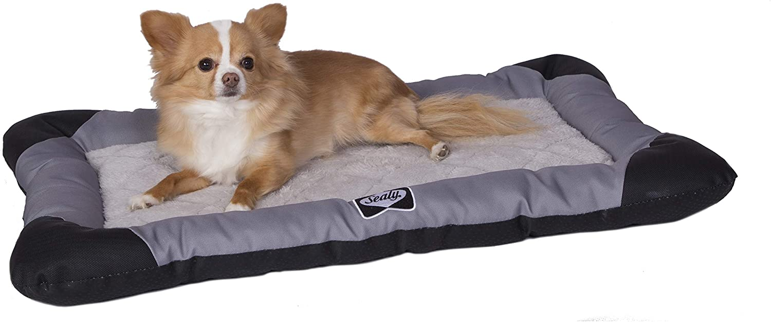 Sealy Quilted Memory Foam Heavy Duty Crate Pad