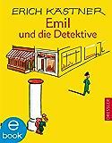Emil und die Detektive (German Edition)
