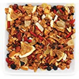 Tealyra - Superfruit Mango - Goji Berries - Pineapple - Pomegranate - Fruity Herbal Loose Leaf Tea - Hot or Iced - Vitamin and Antioxidant Rich - Caffeine Free - All Natural - 112g (4-ounce)