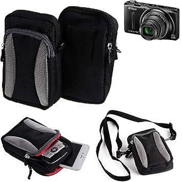 K-S-Trade - Funda para cámara Nikon Coolpix S9500 (con ...
