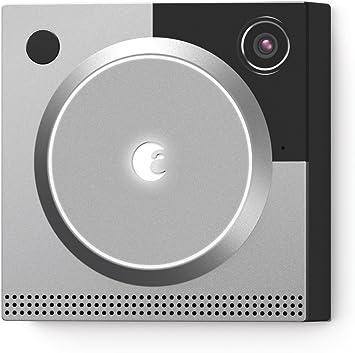 2nd Gen Wired Smart Doorbell w// Alexa AUG-AB02-M02-S02 August Doorbell Cam Pro