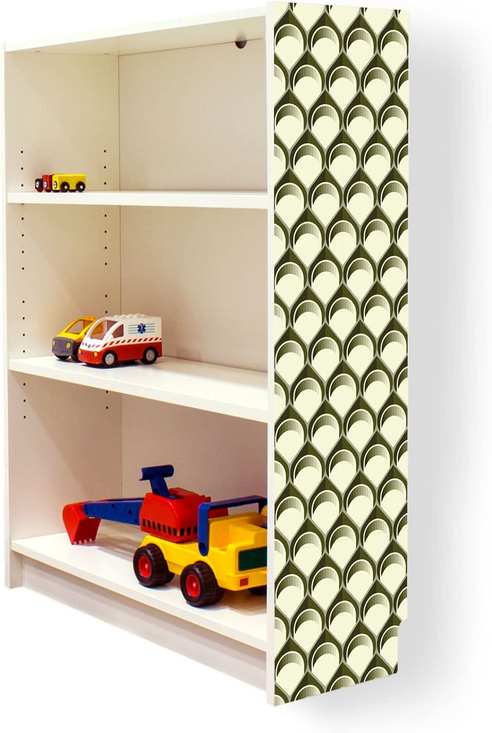 yourdea – Muebles Tatuajes para Ikea Billy estante 100 x 80 ...