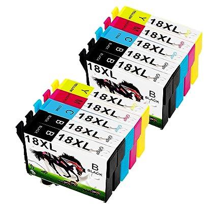 Gogo 18 x l compatible con cartuchos de impresora Epson 18 X L 18 ...