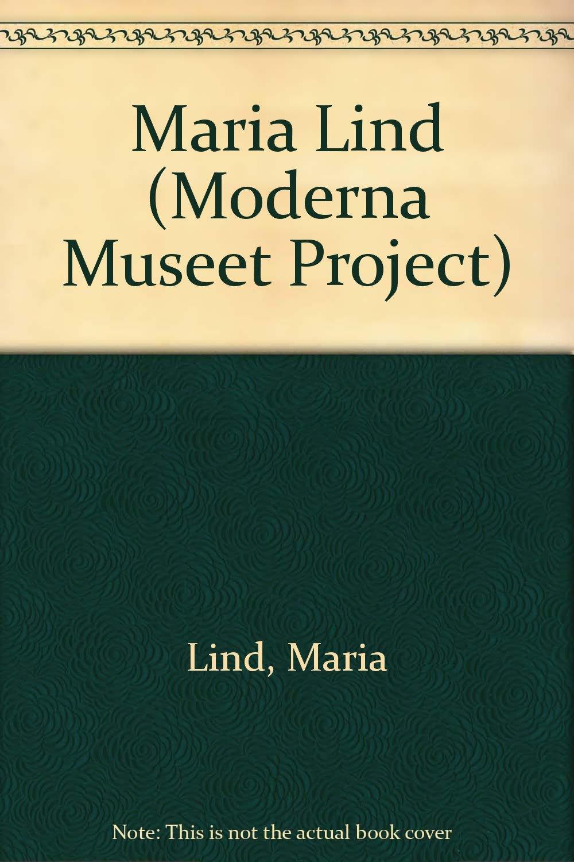 Maria Lindberg 14 2 19 4 1998 Exhibition Catalogue Moderna