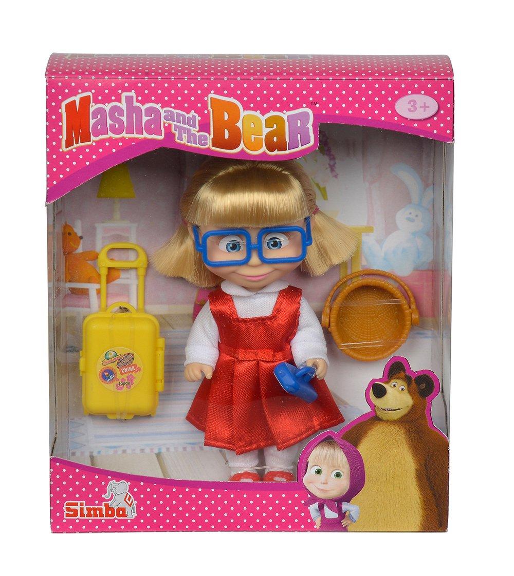 Simba 109301013 - Ensemble de Poupée - Masha's Cousine Dasha Simba Toys
