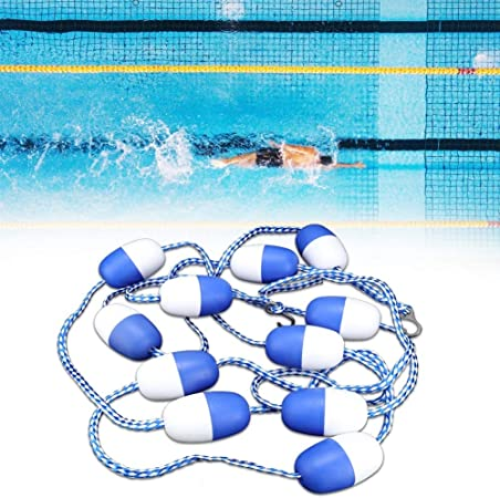 Leinggg Pool Divider Rope - 5m Swimming Pool Safety Divider ...