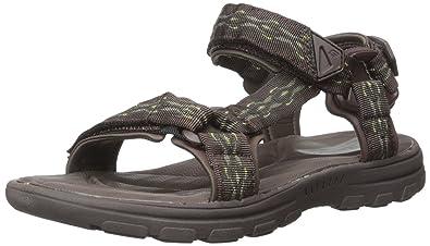 72e2bdab3e30 Skechers USA Men s Bravelen Drito Flat Sandal