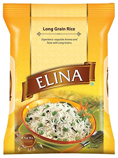 Elina Long Grain Rice, 1kg