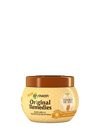 Garnier Original Remedies Mascarilla Tesoros Miel - 300 ml