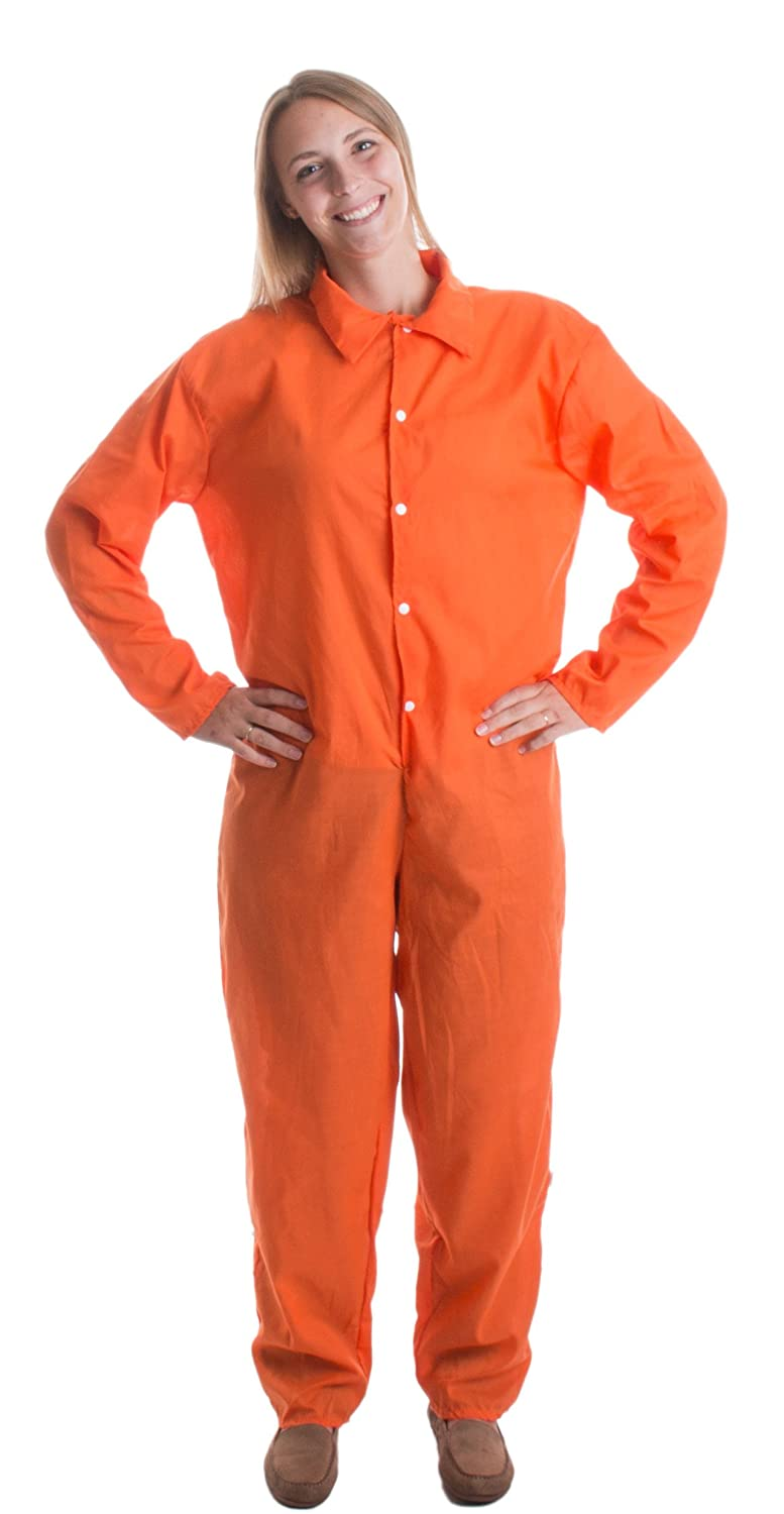 0ad7718b1ec1 Amazon.com  Ann Arbor T-shirt Co. Prisoner Jumpsuit
