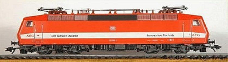 Märklin 3454 Elektrolok BR 120 Delta DB AEG